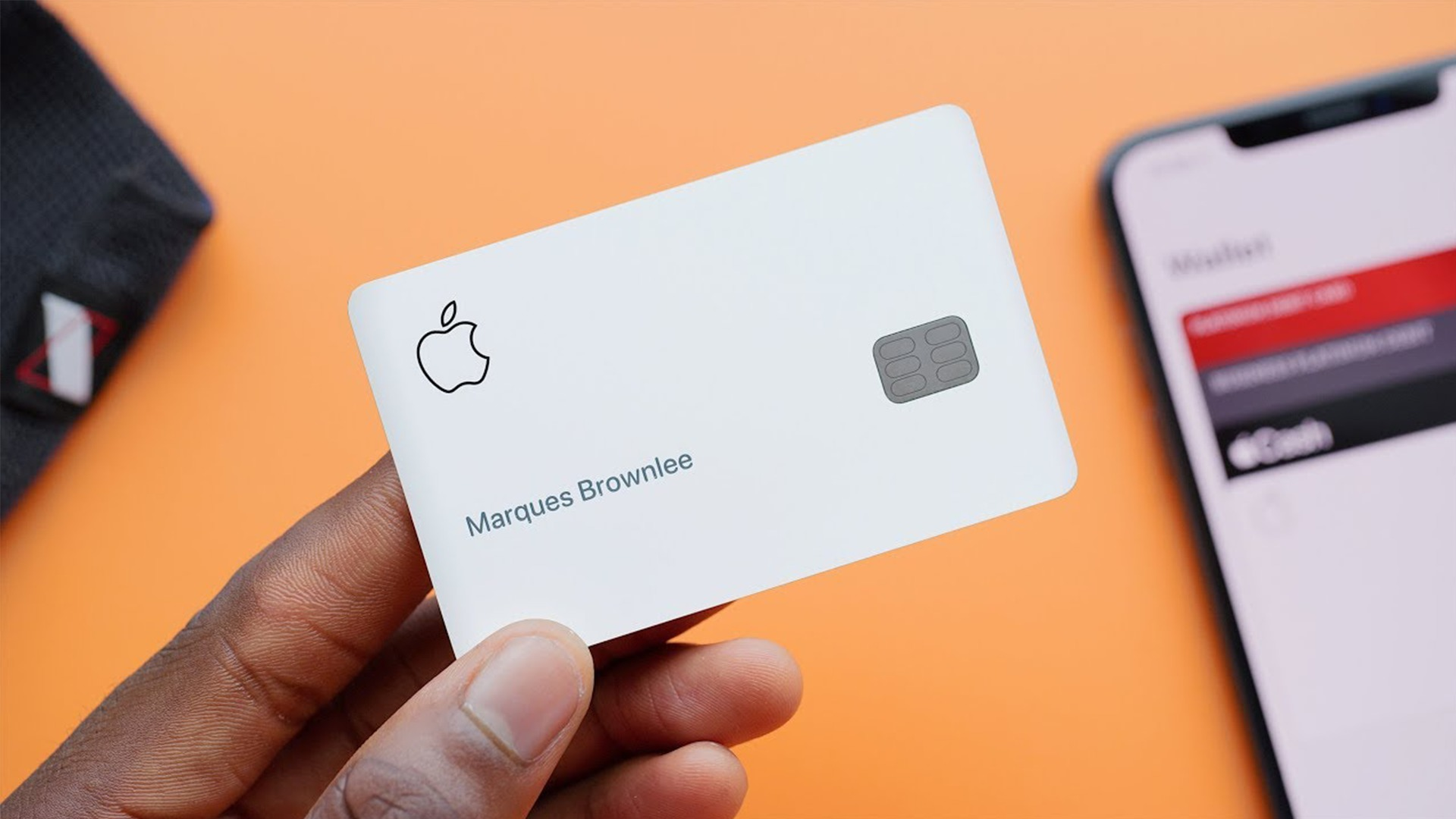 reakcie na apple card