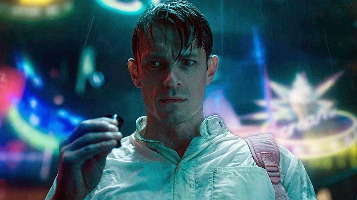 Netflix seriál Altered Carbon