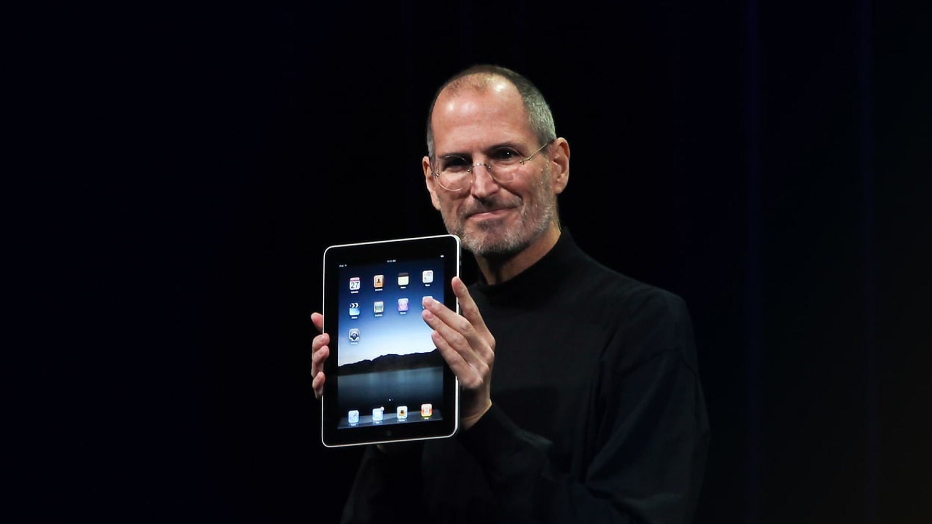 prvy ipad steve jobs